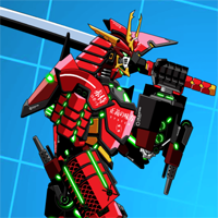 Battle Robot Samurai Age