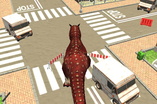 Dinosaur Simulator 2