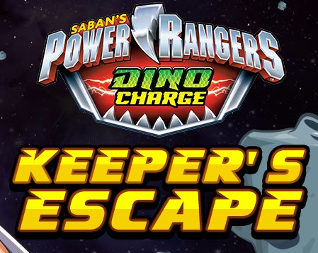 Power Rangers Keepers Escape