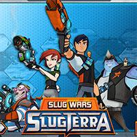Slugterra Slug Wars