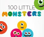 100 Little Monters 2
