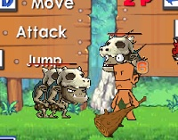 2 Kişilik Canavar Avı