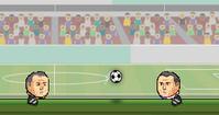 2 Kişilik Kafa Futbolu