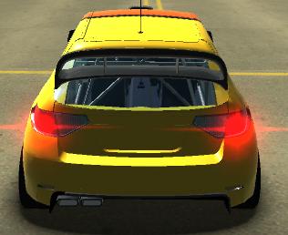 3D Araba Simulatorü