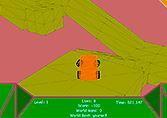 3D Araba Yarışması