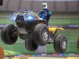 3D ATV Akrobasi