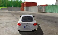 3D Audi Araba Sürme