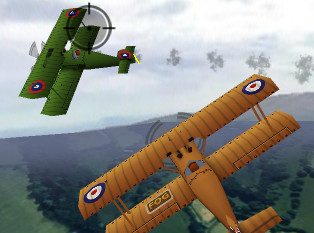 3D Gerçekçi Uçak Oyunu