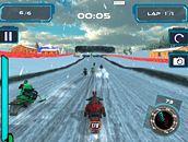 3D Karda Yarış