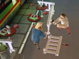 3D Kavga Oyunu