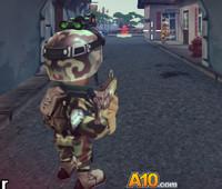 3d Küçük Askerler