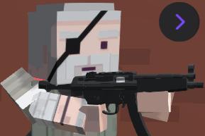 3D Minecraft Zombi Savaşı