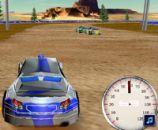 3D Otomobil Yarışı