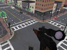 3D Sniper Görevi