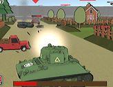 3D Tanklar Savaşı