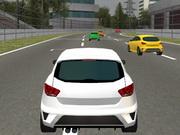 3D Yeni Araba Yarışı