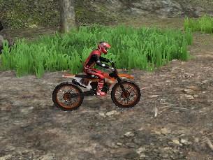 3D Zorlu Moto Kross Parkuru