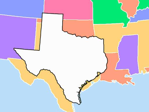 Amerika Haritası Quiz
