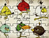 Angry Birds Bulmaca