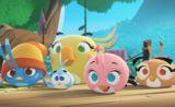 Angry Birds Çiftlik
