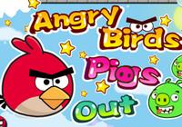 Angry Birds Domuz Avı