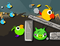 Angry Birds Orman