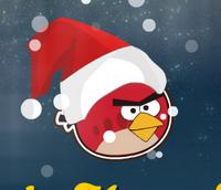 Angry Birds Yeni Yıl