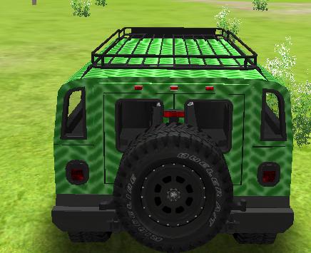 Araba Sürüş Simülatör