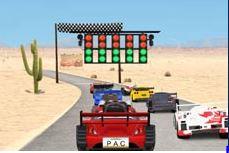 Arabalar - Şimşek Hızı