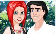 Ariel ve Eric Buluşma