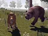 Aslan ile Avlan