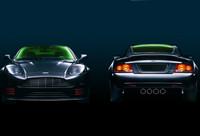 Aston Martin V8 Modifiye