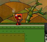 Ateş Robotu