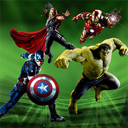Avengers Global Kaos