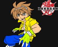 Bakugan Boyama