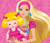 Barbie Bebek Bakma