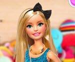 Barbie Giydir ve Makyaj Yap