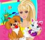 Barbie Hayvan Bakımı