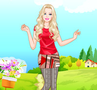 Barbie İlkbahar Modası