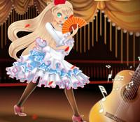 Barbie İspanyol Dansı