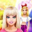 Barbie Ve Lara Kırmızı Halı Yarışı