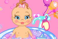 Bebeğe Banyo Yaptırma