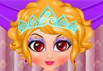 Bebek Prenses Makyajı