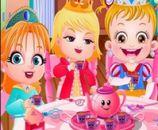 Bebeklerin Çay Partisi