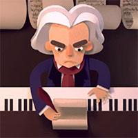 Beethoven ile Notaları Düzenle