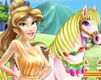 Belle ile At Temizliği
