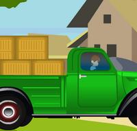 Ben 10 Truck