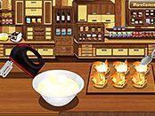Beyaz Çikolata ve Dut Köpüğü