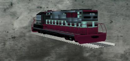 Büyüleyici Tren Seyahati