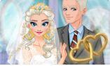 Buz Prenses Düğün